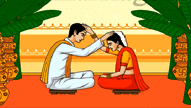 South Indian Seemymarriage