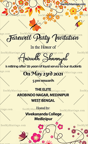 farewell ceremony  farewell party ideas and school
