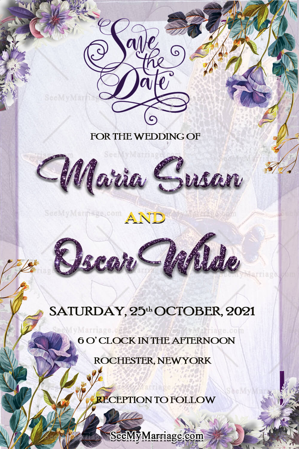 Create Invitation Videos And E Cards Online For Weddings Birthdays And Other Events Seemymarriage